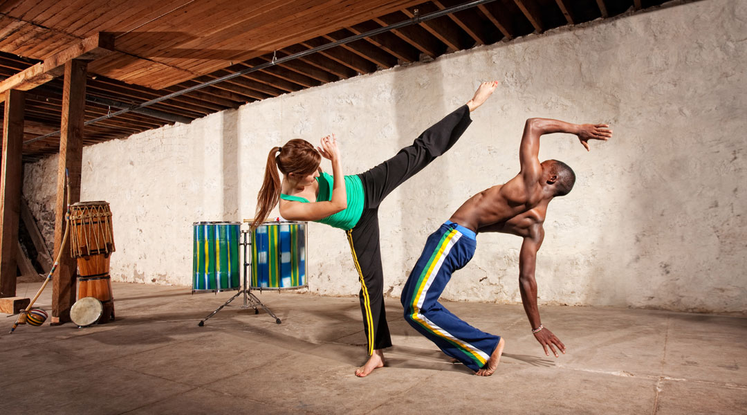 Fast Five: Martial Arts, A Great Way To Stay Fit!