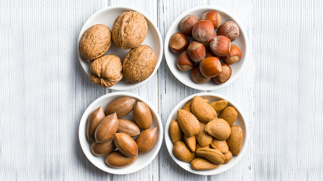 tree nuts for prevent obesity