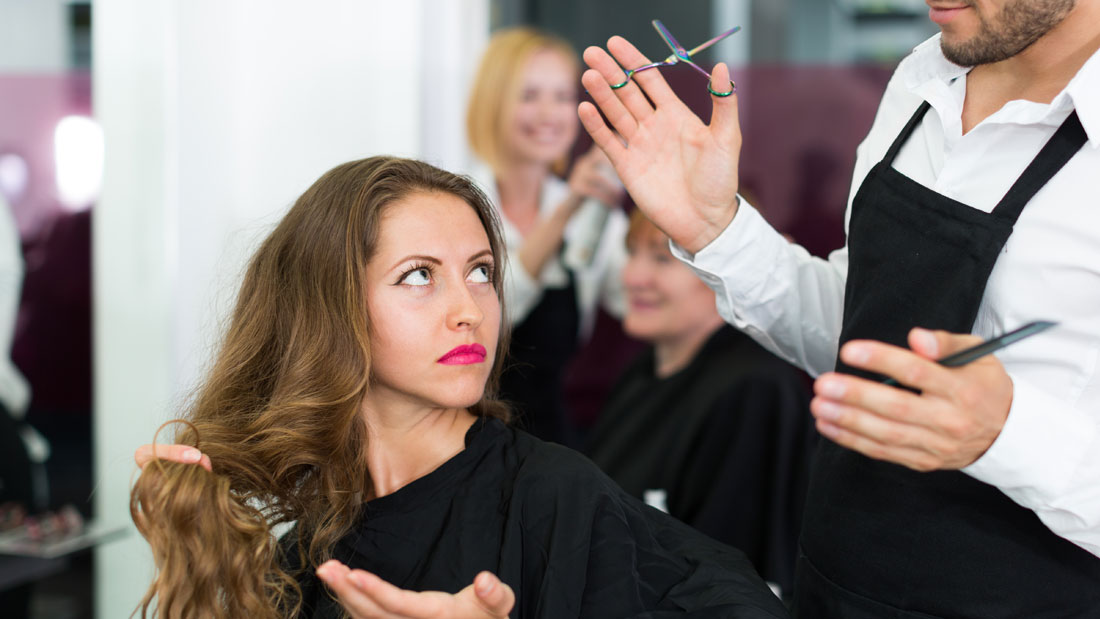 The Biggest Haircut Mistake Why Your Length Is Shorter Than You