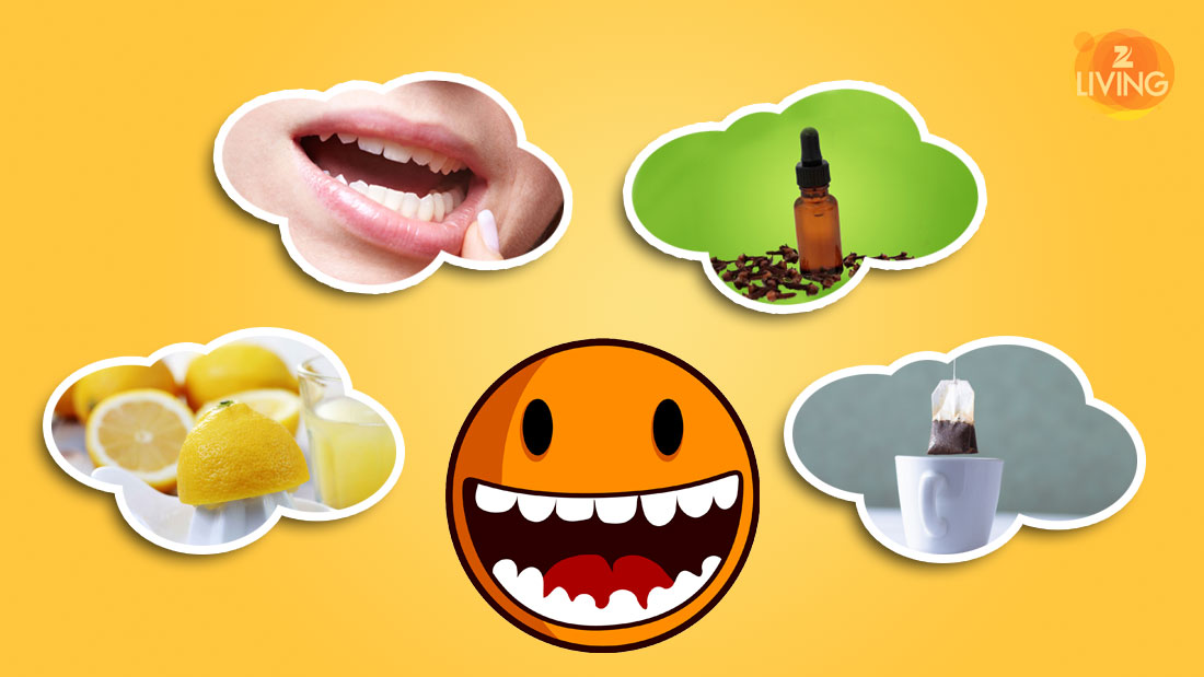 home remedies to reduce gum pain