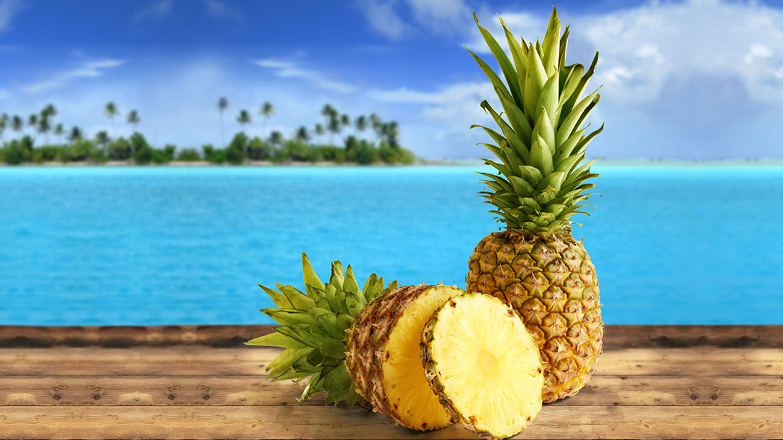Image result for pineapples heal