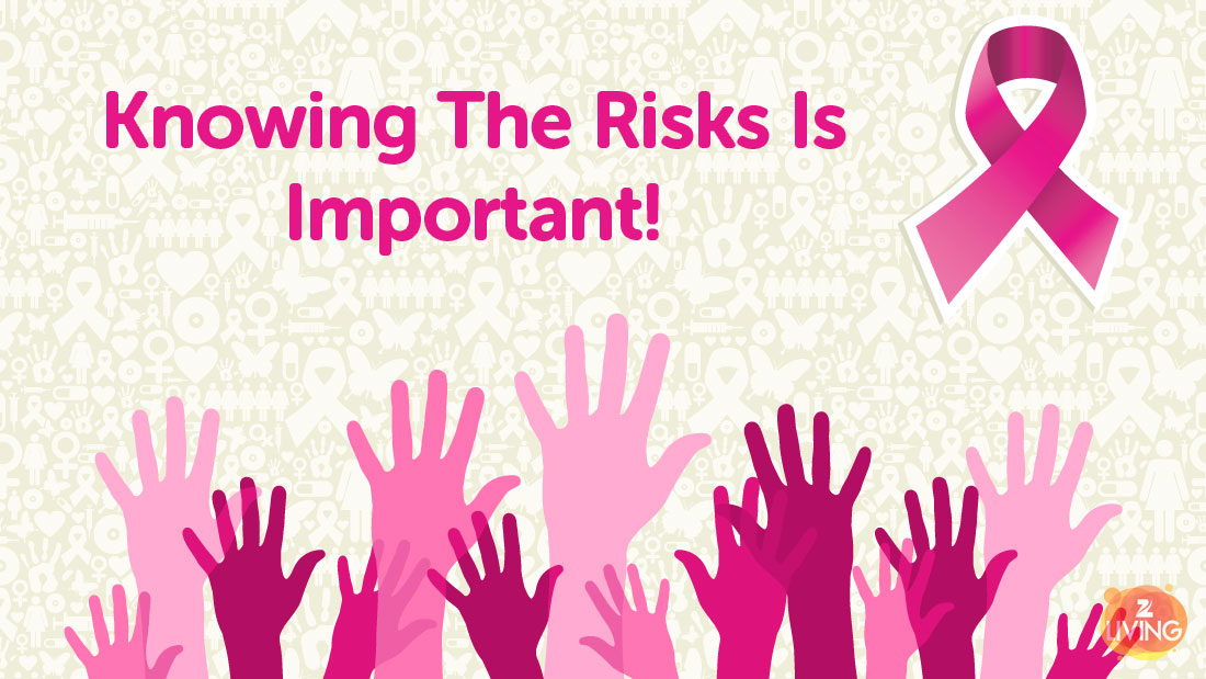 breast cancer uncommon habits