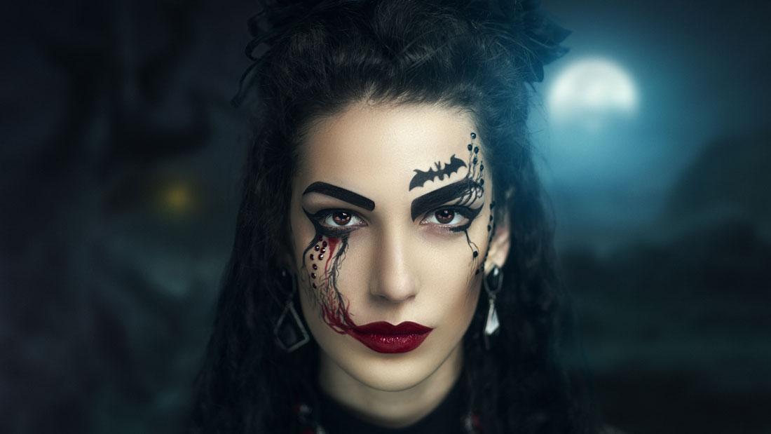 Halloween Skincare