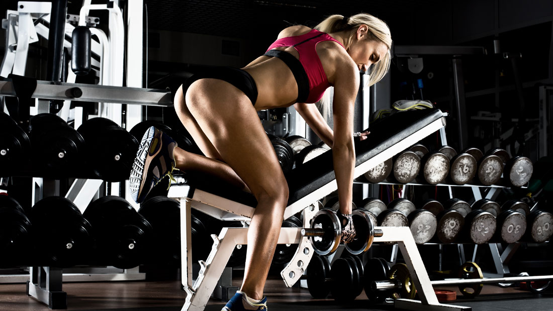 how-to-do-dumbbell-lying-one-arm-rear-lateral-raise