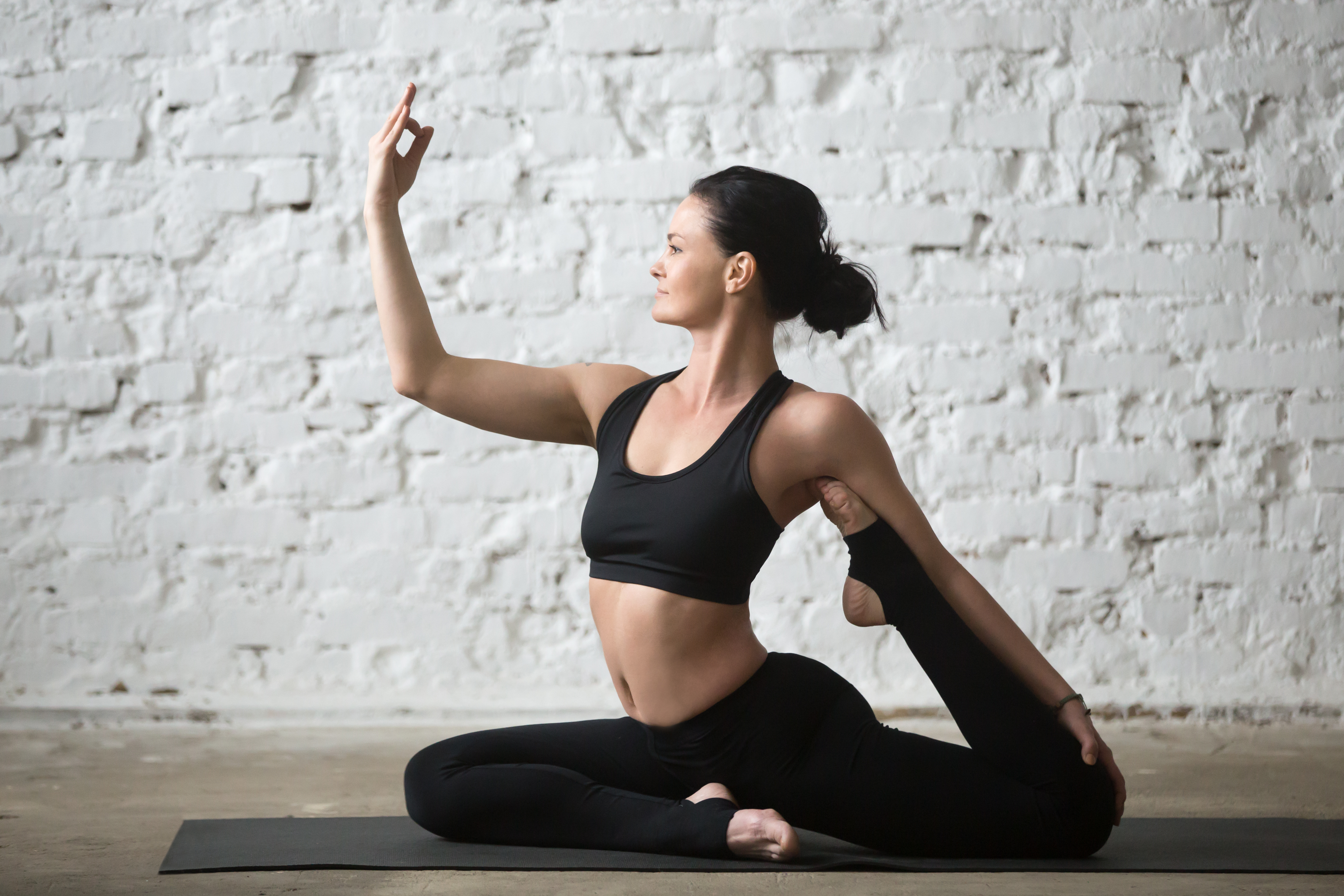 Yoga Poses: One-legged King Pigeon Pose - Z Living