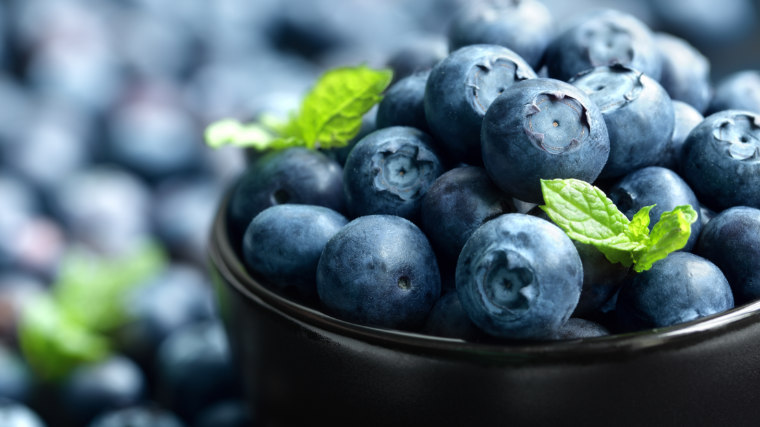 Spotlight on Blueberries: Serious Antioxidant Action for Your Heart