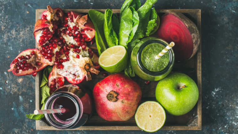 Juice Cleanse: 3 Juice Recipes to Detoxify