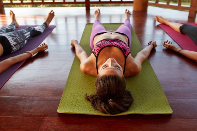 yoga poses savasana corpse pose tips and benefits z living
