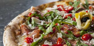 Artichokes on Pizza