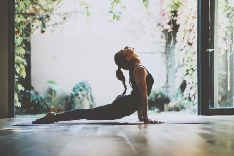 Yoga Poses Cobra Pose Bhujangasana Tips Benefits And Follow Up