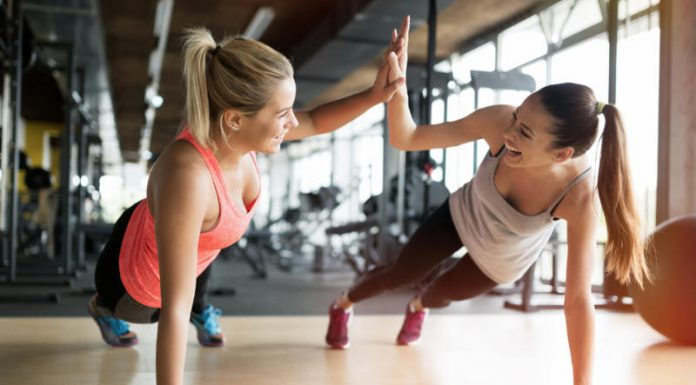 Staying Fit to Combat Aging