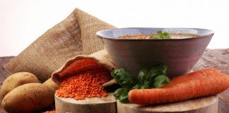 Veggie Lentil Curry Recipe