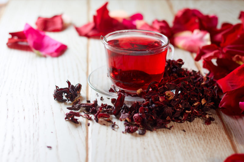 Hibiscus Tea Why You Should Drink More Of This Tea Z Living