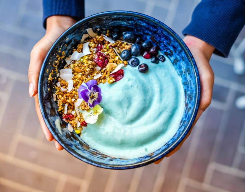 Blue Matcha: the Latest Food Trend on Instagram - Z Living