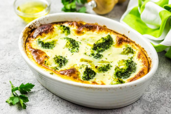 breakfast casserole with broccoli
