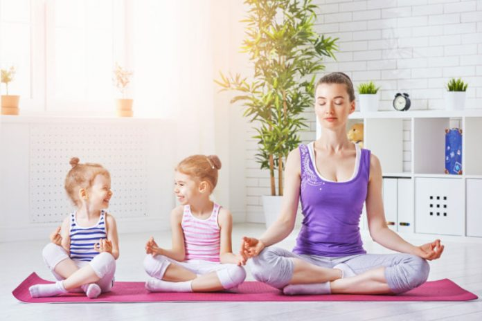 7 Yoga Poses for Your Little One