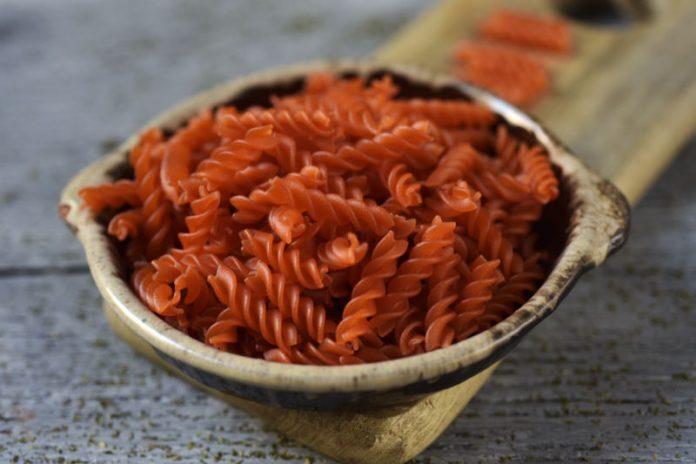 Red Lentil and Artichoke Pasta Recipe