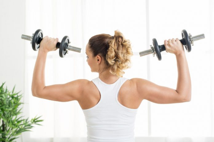 4 Shoulder Exercises To Do at Home