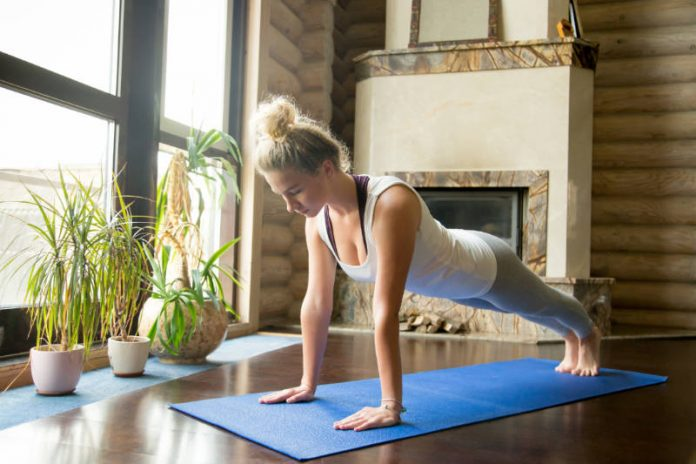 At Home Series: Arm Workouts To Try In Your Living Room