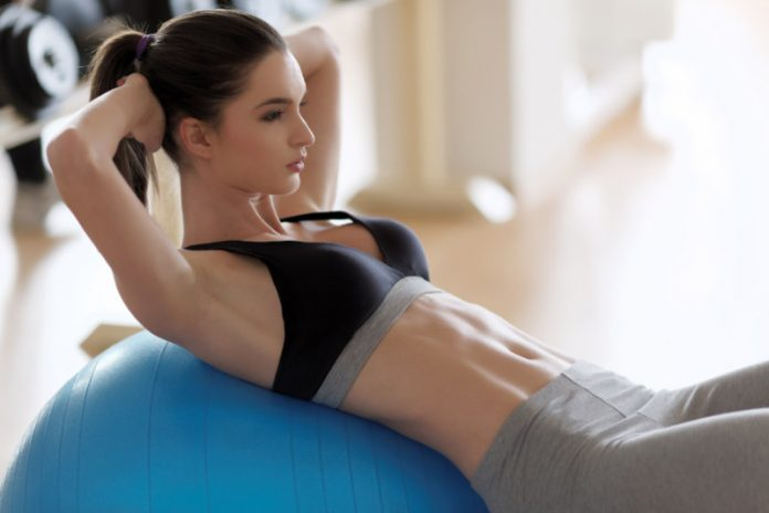 Exercise Ball Workouts for Killer Abs