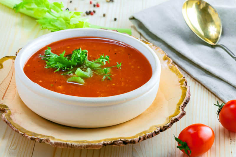 Gazpacho Recipe Z Living