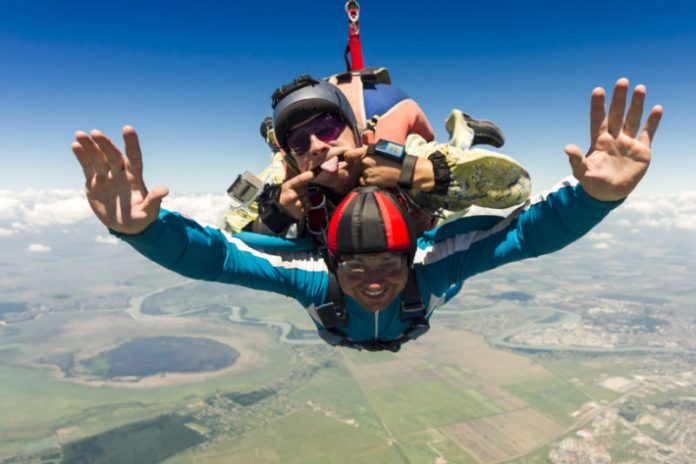 Outdoor Series: Let's Talk About Skydiving