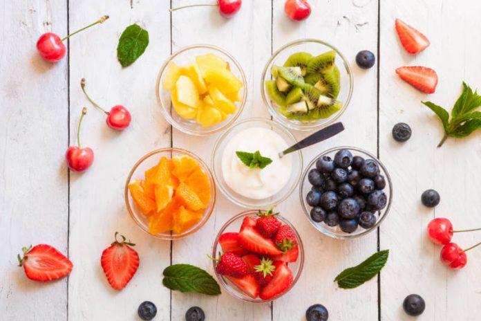 fruits with natural sugars