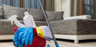 5 Non-Toxic DIY Cleaners For Your Home