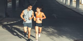 A Couple Of Couples' Workouts That Will Get Your Adrenaline Pumping