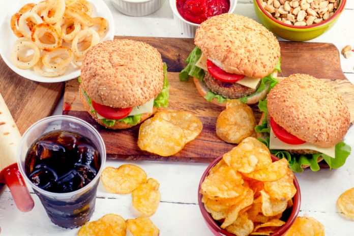 America's Favorite Fast Foods Made Healthy