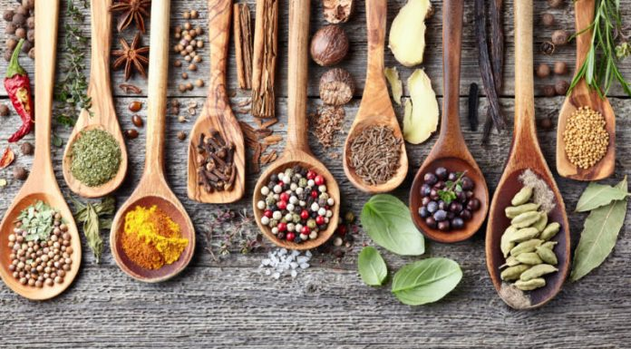 Spices and Herbs Aren't Just for Cooking