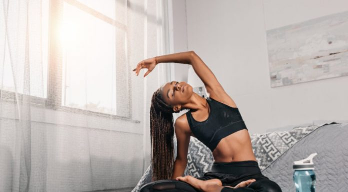 The At-Home Workout Session That Beats Going To The Gym