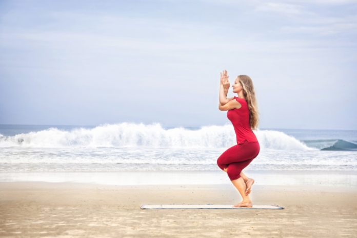 Eagle Pose (Garudasana) | Test Your Balance and Open Up Your Joints
