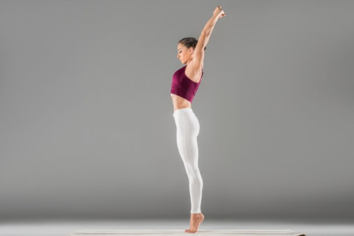Palm Tree Pose | A Powerful Stretch to Detox and Stimulate Digestion