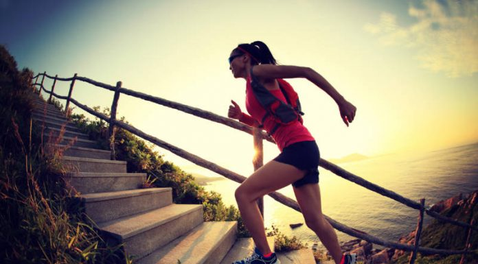 At Home Series: Stair Exercises to Fuel Your at Home Fitness Routine