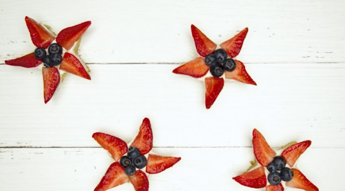 4th of July Dessert: Star Cakes Recipe