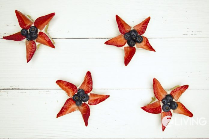 4th of July Dessert: Star Cakes Recipe