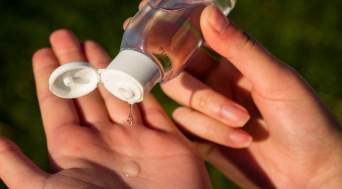 Back to School Essentials: DIY Hand Sanitizer