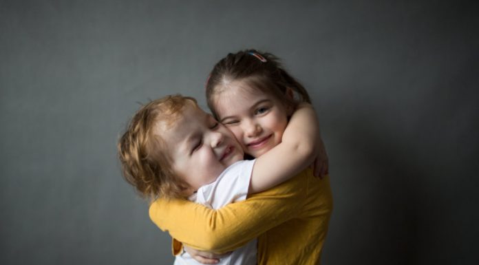 How A Simple Hug Can Change Your Brain