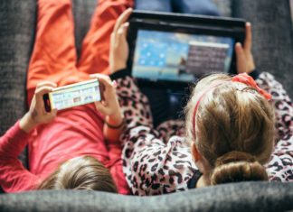 How Much Screen Time Is Good for Kids?