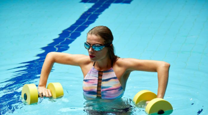 Outdoor Series: Top HIIT Exercises to Try in the Pool