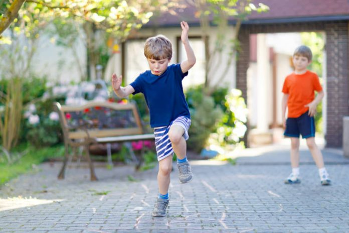 Balance Exercises for Children to Maximize Performance