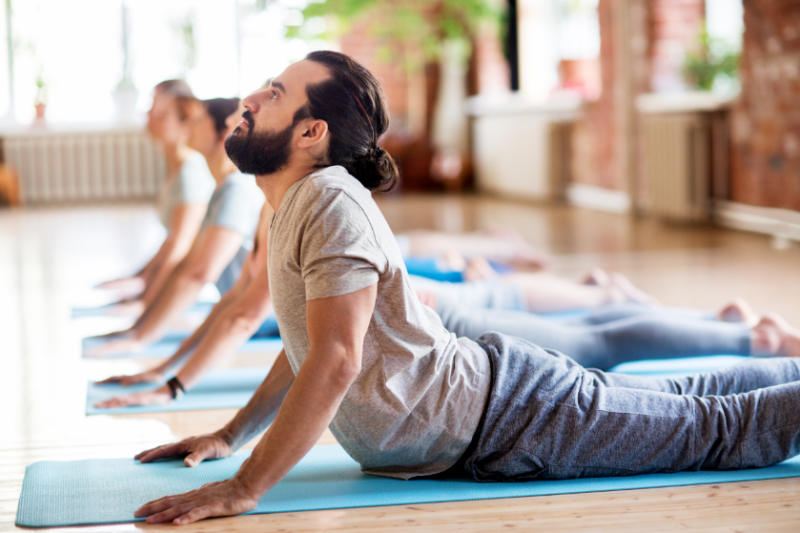 Best Yoga Poses to Do While Lying on Your Stomach