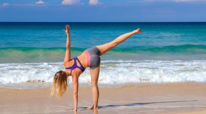 Half Moon Pose | Strengthen Your Ankles and Build Stability