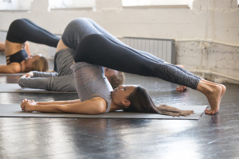 Beginner Yoga Poses for Individuals with Diabetes
