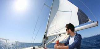 Outdoor Series: Boost Your Overall Fitness and Give Sailing a Try