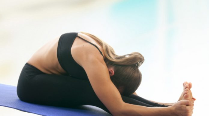 Seated Forward Bend | Calm The Nervous System and Balance Your Emotions