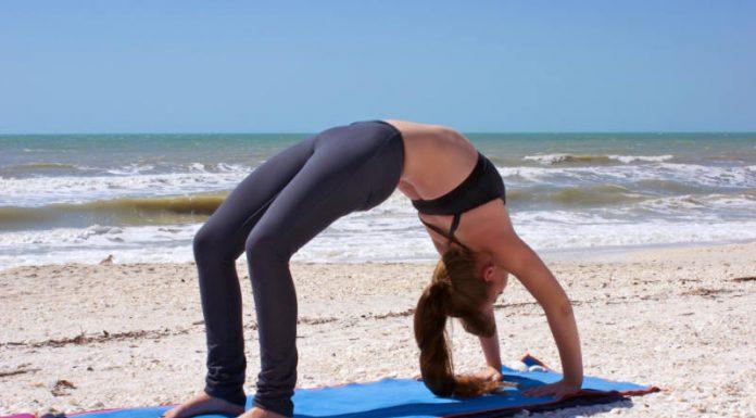Wheel Pose (Chakrasana) | Boost Spinal Flexibility Promote Balance