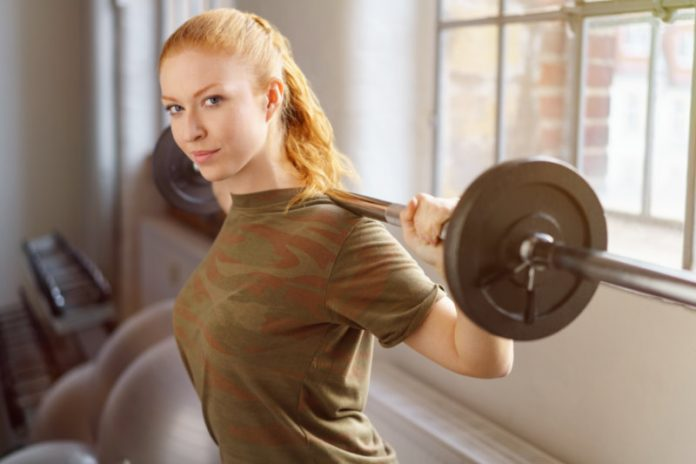Why Women Should Not Shy Away From Heavy Weights