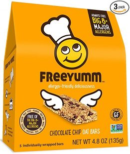 FreeYumm Granola Bars